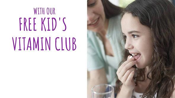 Kid's Vitamin Club
