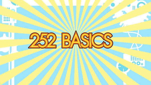 Orange Curriculum- 252Basics Promo Video