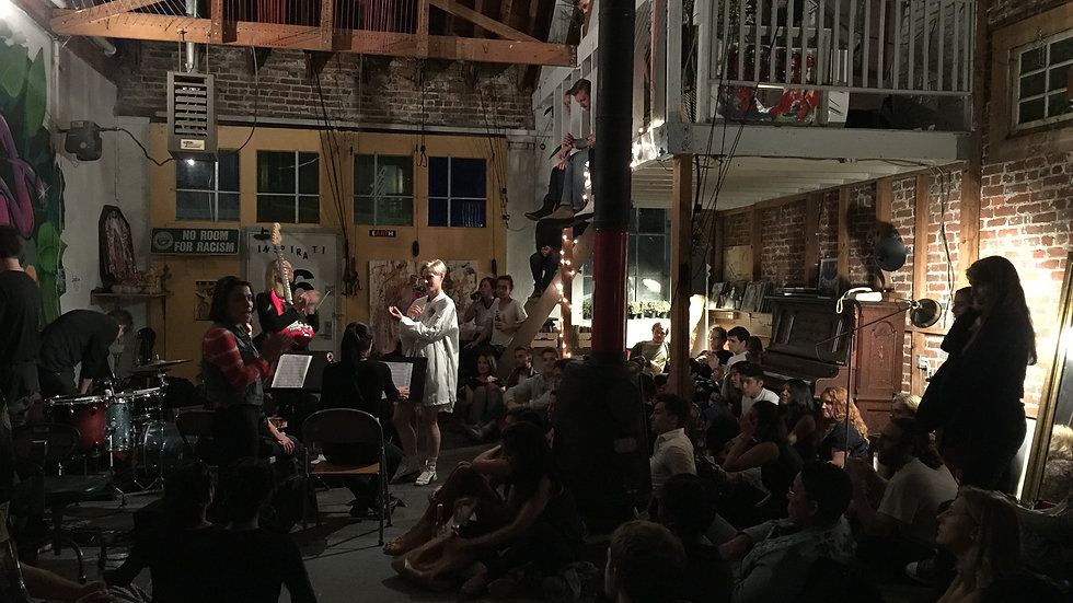 La Maison Oakland & SoFar Sounds