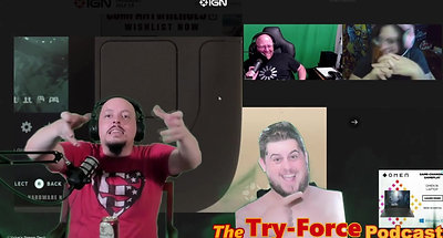 #236 Try-Force Podcast: House of Martha Promo