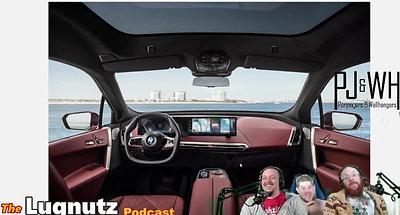 #214 Lugnutz Podcast: Mythical Barbus Skynet's Sexy Interior Promo
