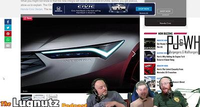 #252 Lugnutz Podcast: CVT of Nightmares Breaking Nürburgring Promo