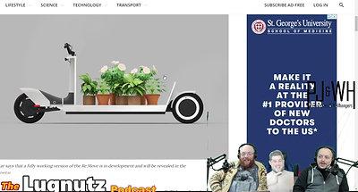 #205 Lugnutz Podcast: Hyundai Shuttle Craft Polestar's People Movers Promo