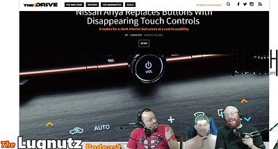 #245 Lugnutz: Goodbye Buttons Subscription Borg Suspension Promo