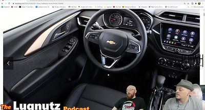 #165 Lugnutz Podcast: Could've Had A V12