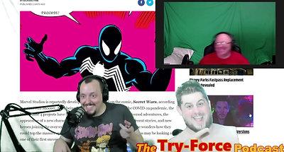 #246 Try-Force Podcast: John Madden's Magic Gold Finger Guns Promo