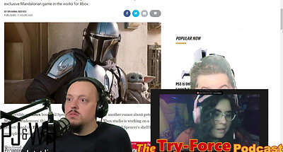 #217 Try-Force Podcast: Two Lombax One Clank Promo