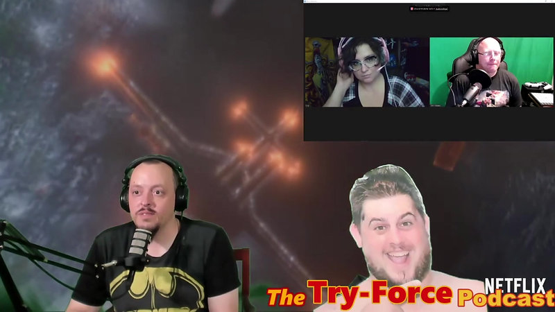 #234 Try-Force Podcast: Force Sensitive Fedorable Fox Promo