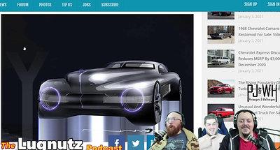 #186 Lugnutz Podcast: Rick Flair's Buick Yjob Woo Promo