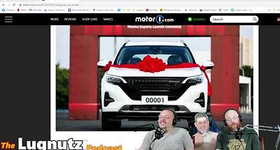 ##258 Lugnutz Podcast: Odd Cock Car BMW Thick Boy Promo