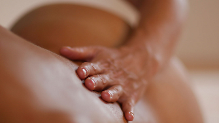 Über die therapeutische Wirkung von Massagen