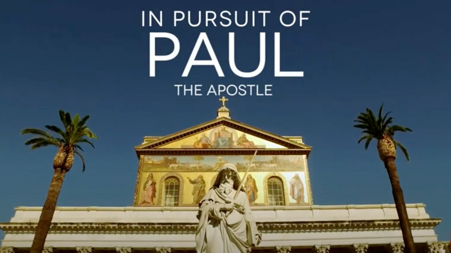 In Pursuit of the Apostle Paul with Dr. Constantine Campbell