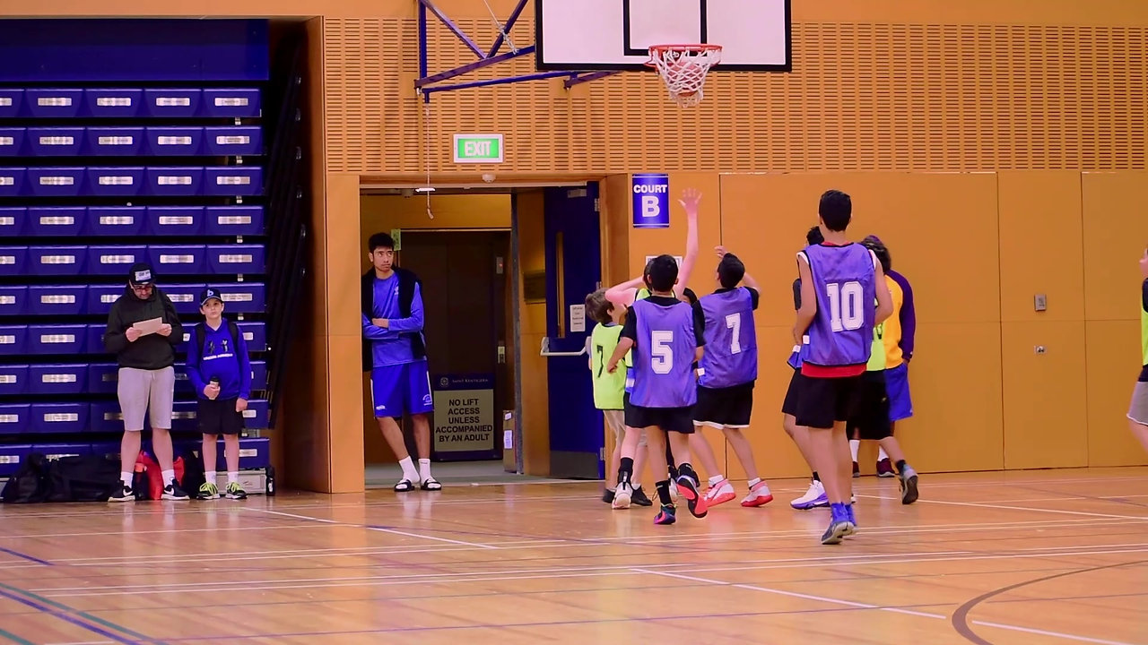 Auckland City Basketball - InterClub Competition