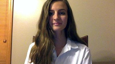 Sophie Emma Steger, Bachelor Degree from the Northwestern University