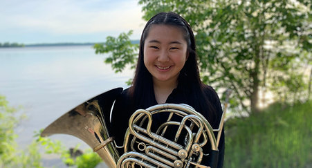 Yolanda Zheng, Senior Year at Diamond Bar High School