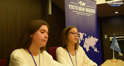 Youth Mun Madrid Experience
