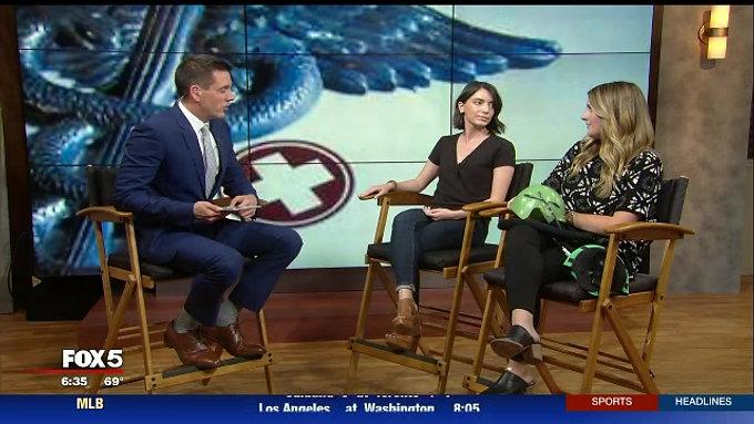 FOX5 Interview