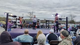 JD Alpha vs Tahir James (IWA Breakthrough Champion)