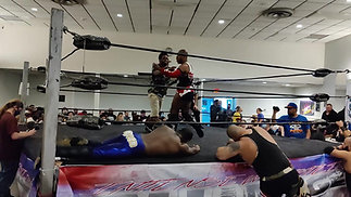 Hot Start Scramble Match IWA
