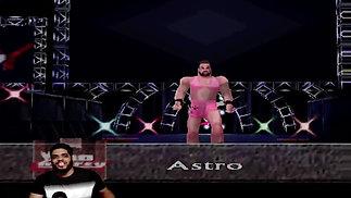 No Mercy for this Scramble Match - IWA