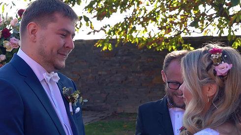 Svatební video L+D