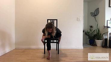 30 min. Chair Yoga class 6