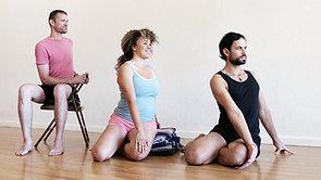15 min. Chair Yoga class  3