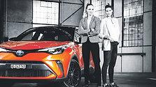 Toyota Hybrid Days