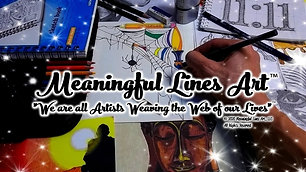 Meaningful Lines Art™ Welcome