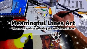 Meaningful Lines Art