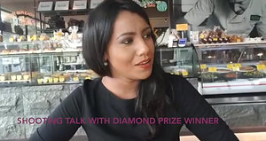 Winner of the Diamond Life Giveaway in collaboration with Ce La Vi