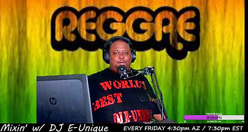 Friday Night Dance Party REGGAE STYLE - 9/11/2020