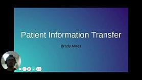 Patient Information Transfer