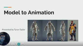 Model to Animation