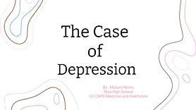 The Case of Depression