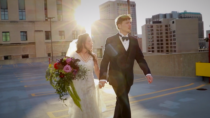 Brooke and Zach's Docu-Wedding Highlight Film