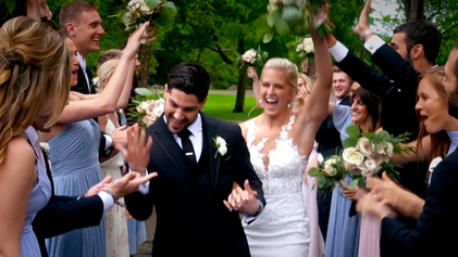 Rachel & Michael's Docu-Wedding Highlight Film