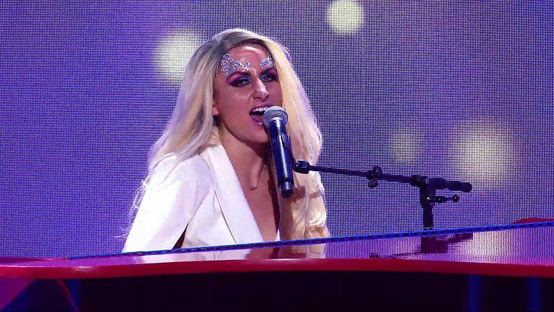 Radio Gaga - A Queen and Lady Gaga Show
