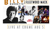 Fleetwood Mack / Billy Burnette -Live in 1987