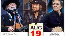 A Tribute to Willie, Waylon & Johnny