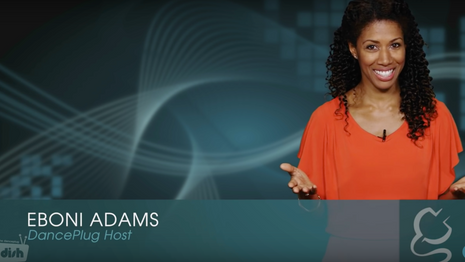 Eboni Adams- Host DancePlug