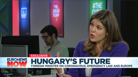 20/04 - Interview: Is Hungary using the pandemic for a power grab?