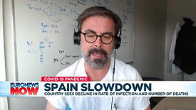06/04 - How Spanish hospitals are handling the outbreak - Int Dr Roger Paredes