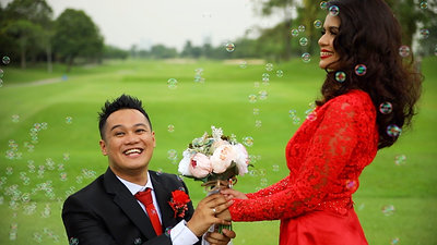 My Vow To You - Khairul & Janell