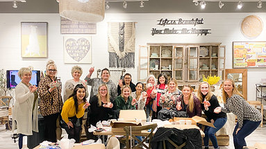 Galentines Parisian Inspired Cookie Decorating Class