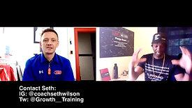 Special Guest - True Leader,  Seth Wilson