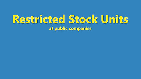 Restricted Stock Units (RSUs)