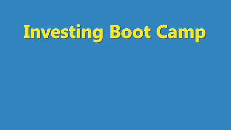 Investing Boot Camp
