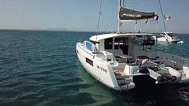 Lagoon 40 Sunsicily baia di Marinello