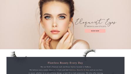 EE for my website